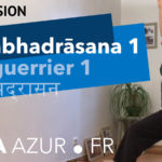 Video Yoga - Le Guerrier 1