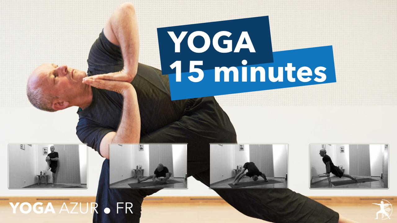 Session de Yoga en ligne