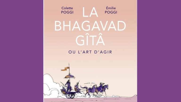 Couverture Bhagavad-gita