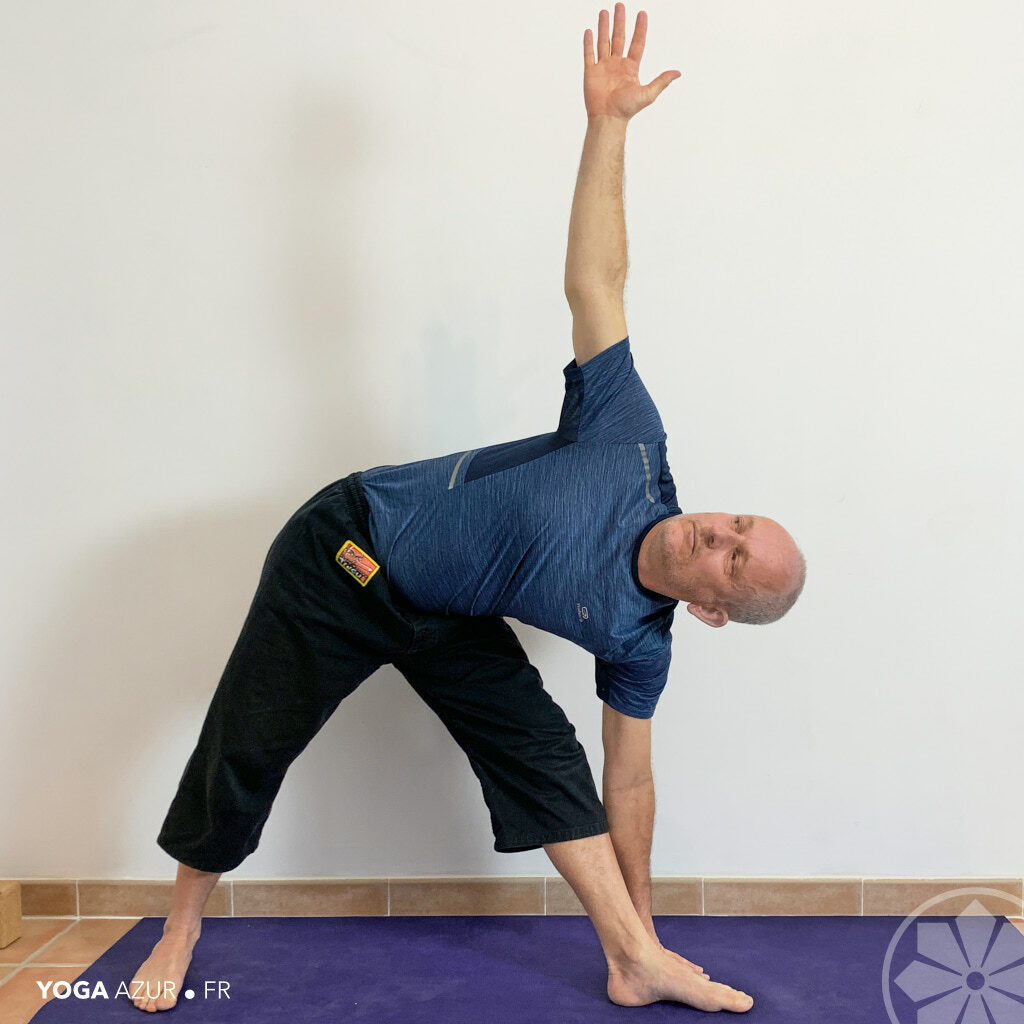 Eric Savalli - Yoga Azur
