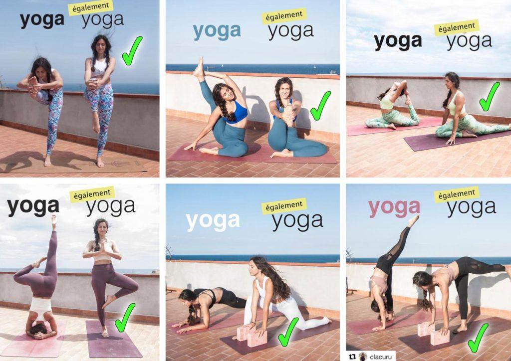 Yoga / Also Yoga by Clacuru