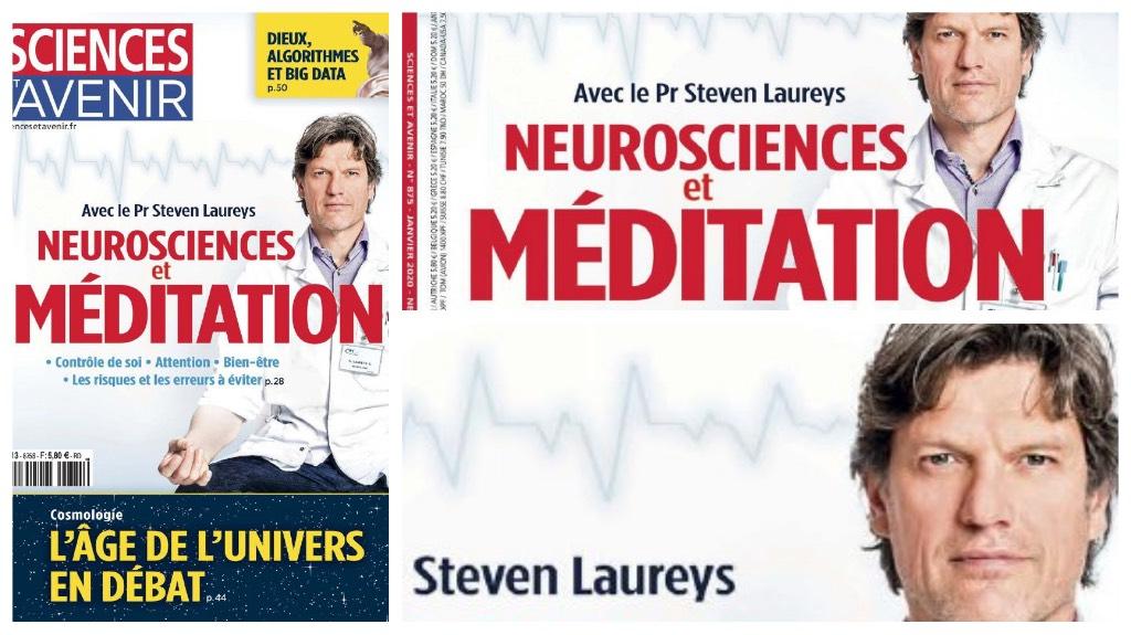 Sciences et Avenir n°875 - Méditation