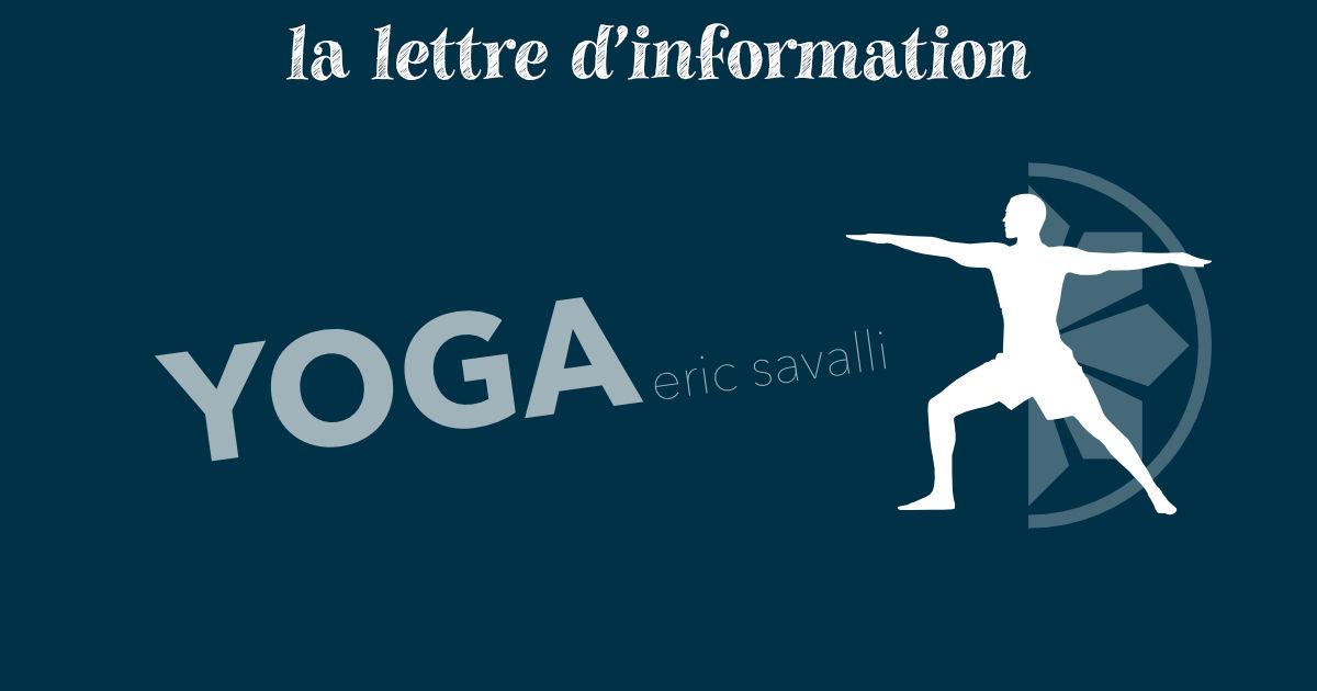 Yoga Azur - Infolettre