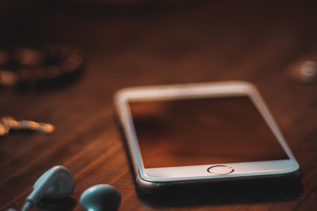 Application de méditation sur smartphone