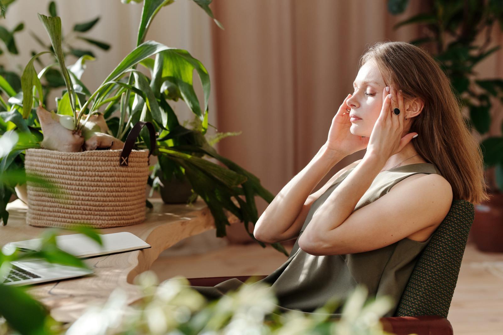 Migraine - Maux de tête - Céphalées